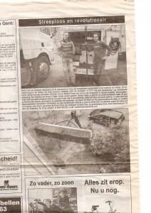 Bericht uit De Ster van dinsdag 22 maart 2005 nummer 12 pagina 13